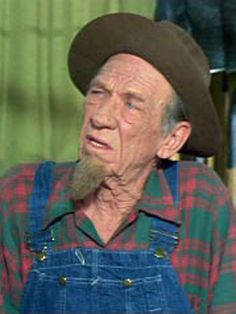 Green Acres (TV show) Hank Patterson as Fred Ziffel