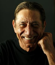 the iconic smile of Broadway Joe Willie Namath (2011)