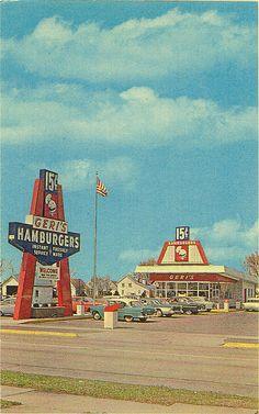 Geri's Hamburgers by slade1955, via Flickr
