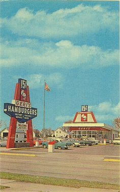 Geri's Hamburgers by slade1955, via Flickr