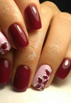# Red Nails