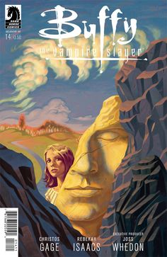"""""""This is that example of what makes season 10 of Buffy The Vampire Slayer stand out from the others and the best time for any Buffy fan to jump back into this world."""" -Geeked Out Nation on Buffy the Vampire Slayer Season 10 #14"""