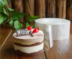 Aliexpress.com: Comprar Envío gratis herramienta de la hornada torta de Mousse suave transparente que rodea el borde 6 cm * 5 metros de Kit de herramientas para motocicleta fiable proveedores en Sweet Love International Shop