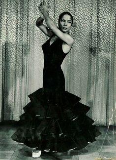 carmen amaya | Carmen Amaya nacida en Barcelona en 1913 y fallecida en Begur (Gerona ...