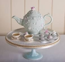 Image result for tea pot cakes