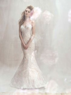 Wedding Dress by Allure Couture - Search our photo gallery for pictures of wedding dresses by Allure Couture. Find the perfect dress with recent Allure Couture photos. Allure Couture, Allure Bridals, Wedding Gown Gallery, Bridal Gallery, Bridal Dresses, Bridesmaid Dresses, Couture Wedding Gowns, Couture Bridal, Wedding Dress Pictures
