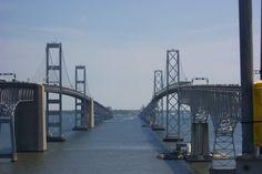 Puente de la Bahía de Chesapeake 8