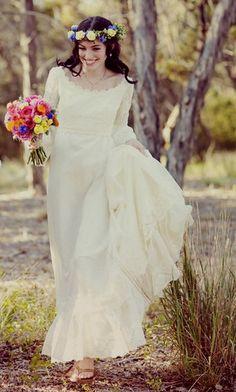 Boho Wedding...  ..G.couture Valencia En sanz 7