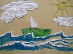 Great website for paint/art activities.  Lots of homemade recipes