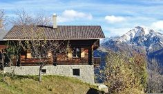 Josihaus, mountain chalet, Switzerland, Valais: