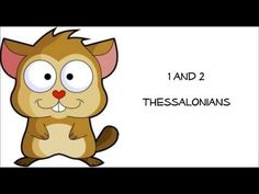 The Bible Song for Memory by Charlie Chipmunk - Christian Kids Children's Music - YouTube
