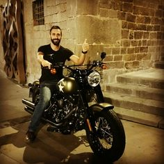 Harley Davidson softail slim S photo shooting 2016 barcelona Bobber, Harley Davidson, Barcelona, Motorcycle, Bike, Photoshoot, Slim, Motorbikes, Bicycle