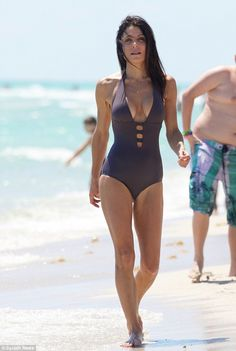 Beach babe: Bethenny Frankel is enjoying a relaxing vacation right before her drama is air...
