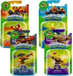 10% off Skylanders action figures from Toms Toys