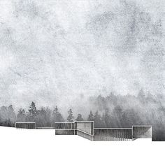 # 12 Design for a museum - Section by - # 12 Design for a . - # 12 Design for a museum section by – # 12 Design for a museum section by - Coupes Architecture, Architecture Design Concept, Landscape Architecture Model, Architecture Drawing Sketchbooks, Water Architecture, Conceptual Architecture, Architecture Concept Drawings, Architecture Graphics, Architecture Visualization
