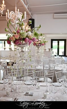 Beautiful bright white and pink wedding decor theme at Molenvliet Wine Farm, Stellenbosch, South Africa. Our Wedding, Destination Wedding, Wedding Venues, Wedding Photos, Dream Wedding, Pink Wedding Decorations, Table Decorations, Cape Town South Africa, Professional Photographer