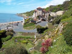 Ventnor, Isle of Wight.