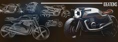 Na prancheta: Honda CB 400