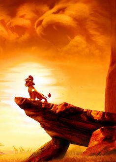 "Just watched ""The Lion Guard"" LOVE IT; can't wait to see more of this!!! <3 <3 <3"