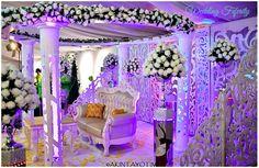 19 best nigerian wedding decor images on pinterest nigerian nigerian wedding decor traditional and white wedding ideas junglespirit Images