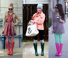 botas! aliadas de invierno!