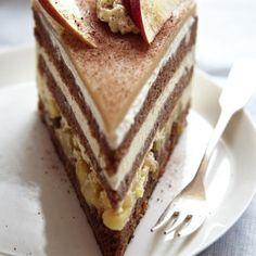 Winterapfel-Torte Rezept