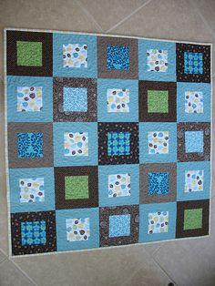 Cute quilt pattern