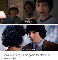 Damnnn mike
