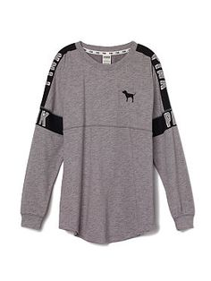 Varsity Crew I WANT THIS I NEED SOMETHING FROM PINK