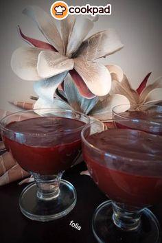 #Κρέμα #σοκολάτας #μαμαδίστικη ! #συνταγές #γρήγορο #γλυκό #recipes #pudding #chocolate Pudding, Desserts, Food, Tailgate Desserts, Deserts, Custard Pudding, Essen, Puddings, Postres