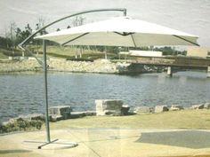 (CLICK IMAGE TWICE FOR PRICING :) #umbrellas #patioumbrellas #marketumbrellas #sunumbrellas #shadeumbrellas - NEW HANGING UMBRELLA / SUNSHADE – Modern Patio Outdoor « zPatioFurniture.com