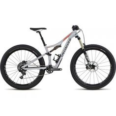 Specialized Rhyme FSR Expert Carbon 6Fattie 27.5+ Womens Mountain Bike 2016 - Full Suspension MTB