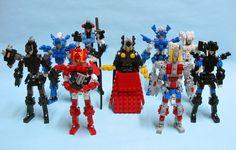 15 set Lego custom meravigliosamente meravigliosi - L'Antro Atomico del Dr. Manhattan