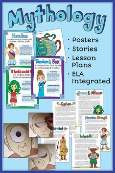 Things To Think About When Homeschooling Your Child 4th Grade Ela, 4th Grade Reading, Literacy Skills, Project Based Learning, Future Classroom, Greek Mythology, Teaching Reading, Teacher Resources, American