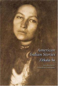 American Indian Stories by Zitkala-Sa http://www.amazon.com/dp/0803299176/ref=cm_sw_r_pi_dp_QmCjub07JK732