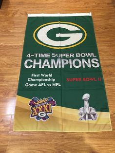 NFL Green Bay Packers American Flag 3x5ft – Best Funny Store