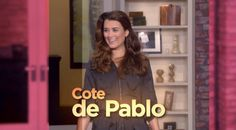 """3/20 """"NCIS"""" star Cote de Pablo joins us for """"The Talk!"""""""