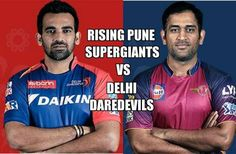 #IPL: #RPS win toss opt to bowl first against #DD