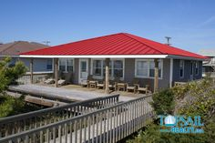 Vacation Rental Topsail Beach-N. Anderson Area Oceanfront | A BEACH PEARLE