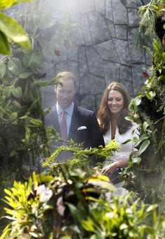 William and Kate on Asian tour 12/9/12