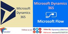 An Dynamics CRM Port article about What is Microsoft Flow? and getting started with What microsoft Flow? and Building blocks of Microsoft Flow. In this article we will learn about the new product released by Microsoft with Dynamics 365 i.e. Microsoft Flow. Microsoft has created its own IFTTT (IF This Then That) tool, which is now open to everyone. While most of the new features are mostly only useful to companies, Flow has definite use for normal people. In fact, after just an hour of…