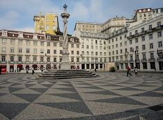 Oeiras and environs daily photo: Lisbon City Hall Square