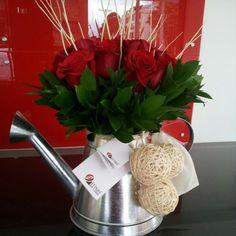 #Rojo es #AMOR - @Rosas En Casa #RosasConSentimientos www.RosasEnCasa.net