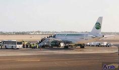 First German passenger flight arrives in Sharm…