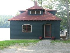 Maine - Newcastle House Rental: On A Freshwater Lake In Coastal Village, Book Now For Early Summer 2014! | HomeAway