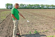 Editor's Note: This is the second story in our Point of View series this month focusing on agriculture.