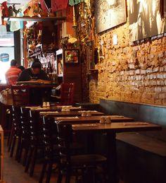 Rumba Cafe Interior