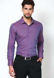 de893b2e19a 16 Best Purple Color Formal Shirts for Men images