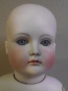 "Early 1880's 16"" Kestner Marked XI Doll Closed Mouth"