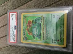 Pokemon Card Venusaur Shadowless Base Set Holo PSA 6 Ex-MT 15/102 Pokemon Card Mt 15, 100 Games, Pokemon Cards, Base